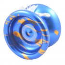 Personalize Aluminum Blue Yoyo YY1-BUY 6 can engrave your name on it