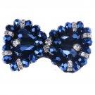 2 pcs bow Bridal high heel sandal Repair Rhinestone bead Shoe decoration SA17