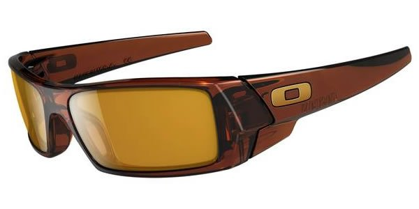 Oakley Gascan Polished Rootbeer/Bronze Sunglasses 03-472