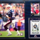 Tom Brady New England Patriots Photo Plaque
