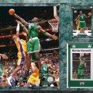 Kevin Garnett Boston Celtics Photo Plaque