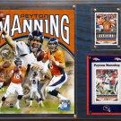 Peyton Manning Denver Broncos Photo Plaque