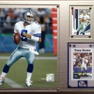 Tony Romo Dallas Cowboys Photo Plaque.
