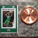 Kevin Garnett Boston Celtics clock.