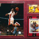 Dwyane Wade Miami Heat Photo Plaque.