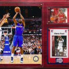 Chris Paul Los Angeles Clippers Photo Plaque.