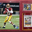 Robert Griffin III Washington Redskins Photo Plaque.