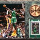 Kevin Garnett Boston Celtics Photo Plaque clock.