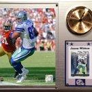 Jason Witten Dallas Cowboys Photo Plaque clock.