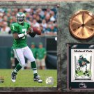Michael Vick Philadelphia Eagles Photo Plaque clock.