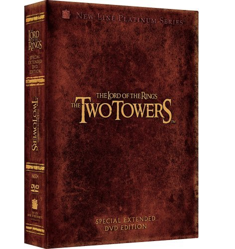 Lord oF the RIngs-Two Towers Box Set