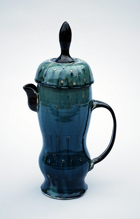 Quilted Coffee Pot