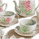 Rose Tea Service