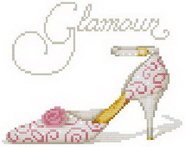 Dress Shoe Pink