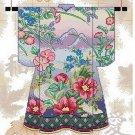 Rose Ribbons Kimono