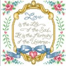 Love is the life of soul
