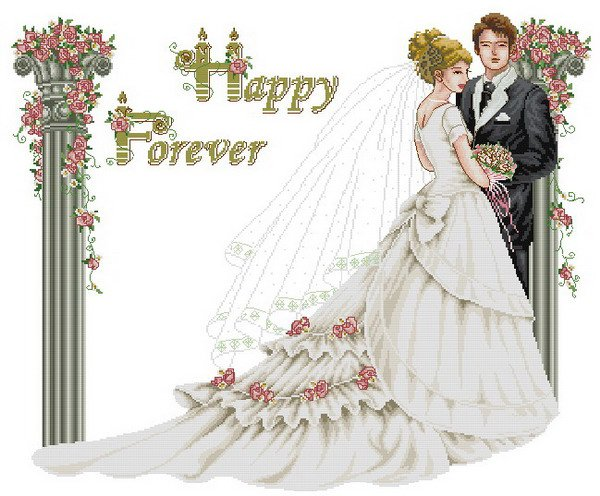 Happy Forever - Wedding