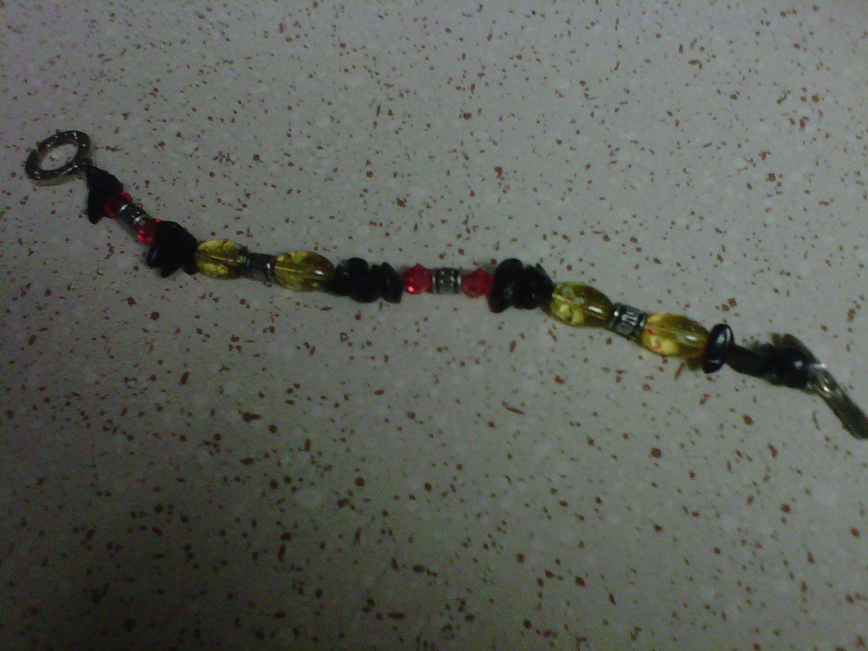 Small beaded bracelet