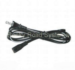 2 Pin AC Power Cord for Yamaha MD8 Recorder