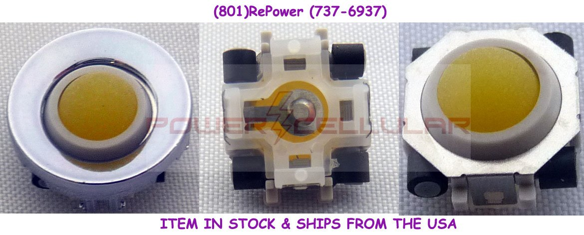 NEW YELLOW TRACKBALL & RING FOR BLACKBERRY 8300 8310 8320 8330 8130 8120 8100 8800 8830