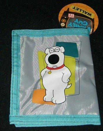 New Family Guy Brian Walllet