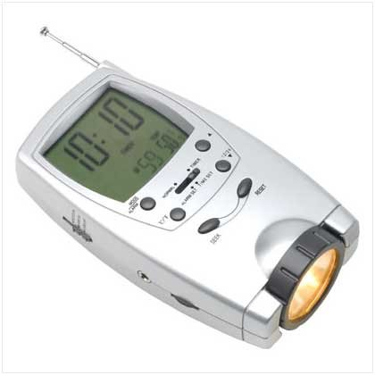 Multi-Function Light/Radio - 38078