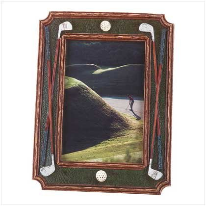 Golf Photo Frame - 32040