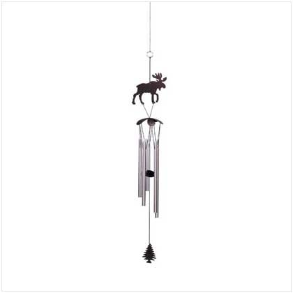 Moose Windchime - 34064