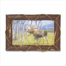 Moose Art Picture w/Frame - 37615