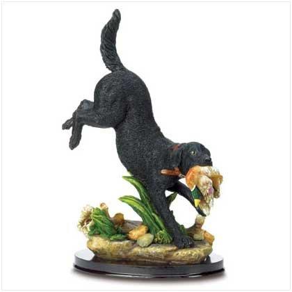 Hunting Dog Figurine - 37992