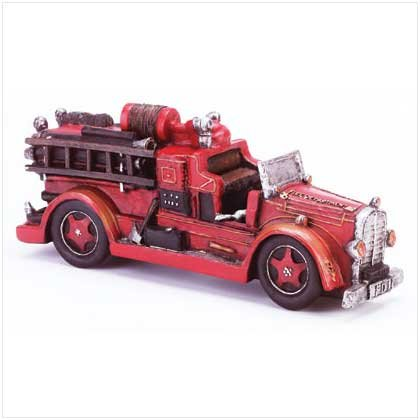 Vintage Fire Engine Model - 30469