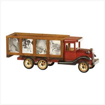 Model Truck Photo Frame - 35656
