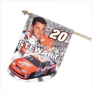 Mini Flag Tony Stewart - 90032