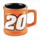Tony Stewart Sculpted Mini-Mug Shotglass - 37406