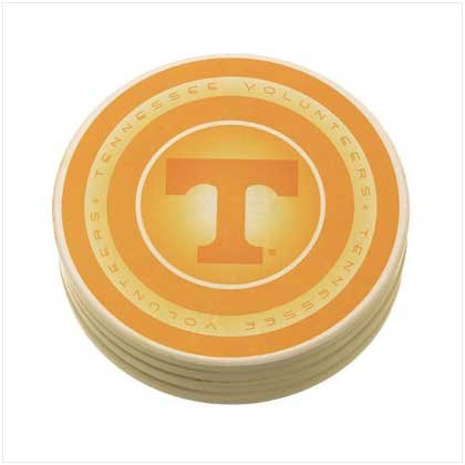 University of Tennessee Absorbent Coasters - 37819