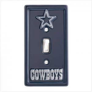 NFL Dallas Cowboys Switchplate - 37320