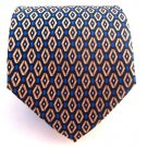 Enrico Rossini 100% silk mens neck tie made in Italy