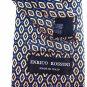 Enrico Rossini 100% silk mens neck tie made in Italy