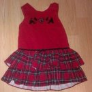 Baby Girl Scottie Dog 2T Corduroy Dress