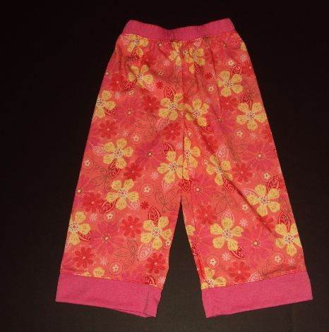 CARTER'S HOT PINK NWOT SPRING PANTS 4T