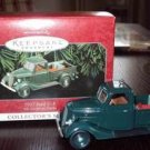 1937 Ford V-8 Hallmark KEEPSAKE Ornament