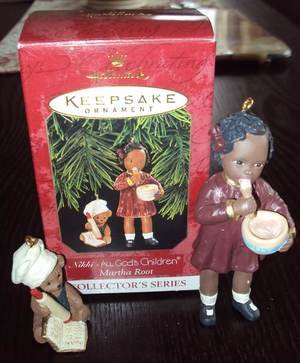 1997 Hallmark KEEPSAKE All God's Children Nikki