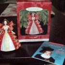 Hallmark Keepsake Ornament Holiday Barbie 1997