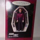 MIB Star Trek Captain Jean Luc Picard Keepsake Hallmark