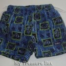 OSHKOSH B'GOSH 12 M BOYS Swim Trunks EUC!