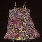 CHILDRENS PLACE Size 5/6 Girls Purple Print Dress