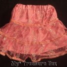 THE CHILDREN'S PLACE ~ 18M Pink Glittery NWT Skirt