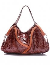 Nice Brown Women's Tote Handbag