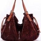 Casual Brown  Womens Sholder Bag