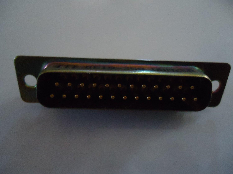 ITT 0519-358 DBM25P Connector